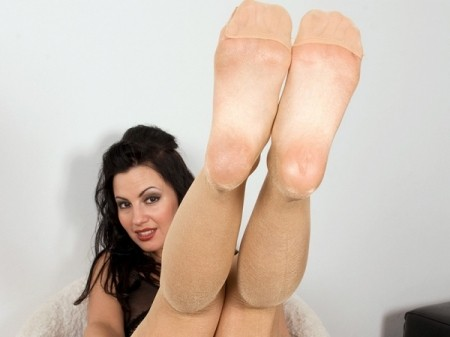 Krista Kaslo - XXX Feet video