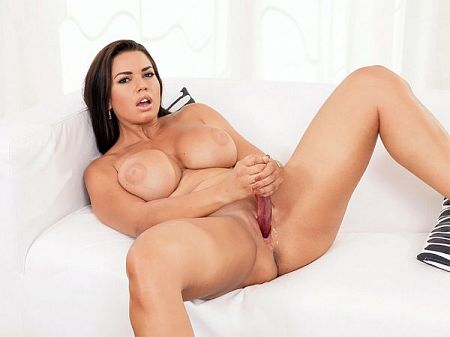 Chloe Lamoure - Solo Big Tits video