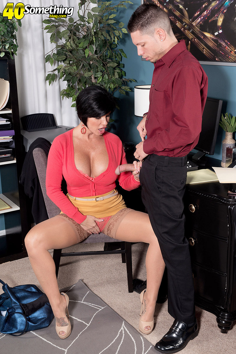 With foxxx milf shay for that