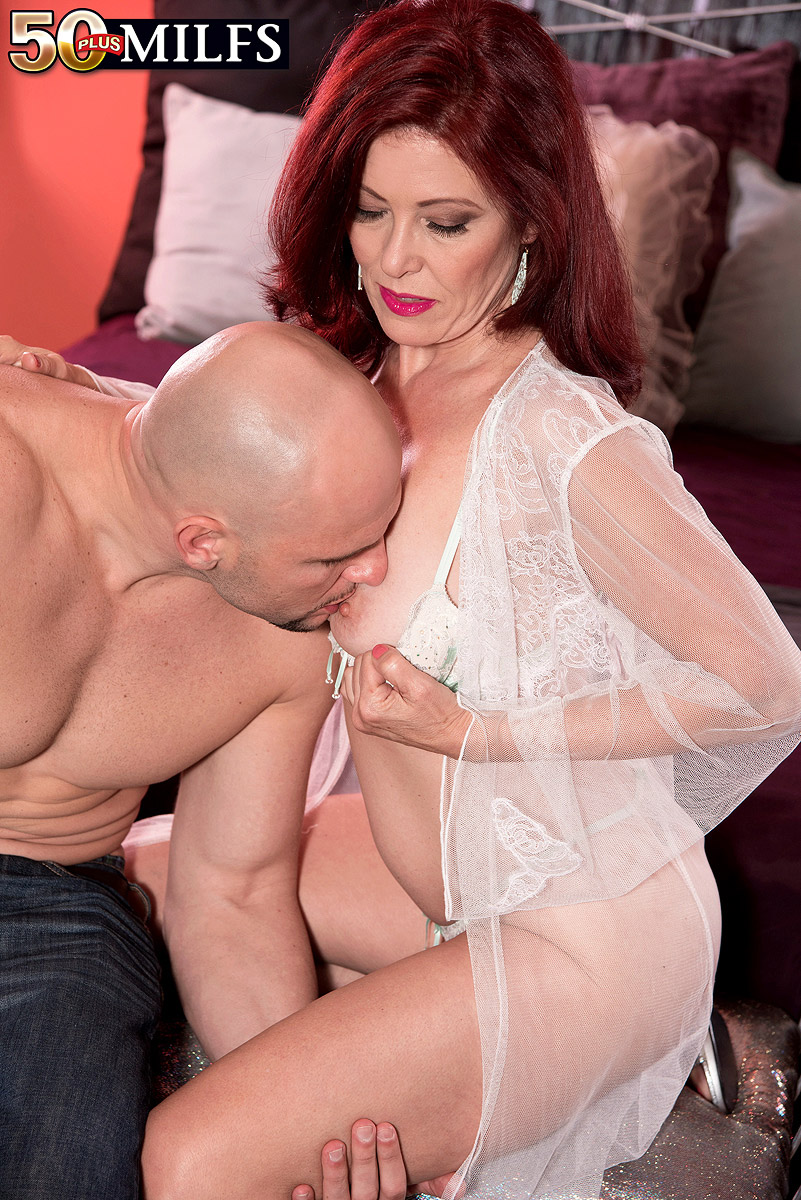 Danas First Time On-Camera - Dana Devereaux And J Mac 40 -5750