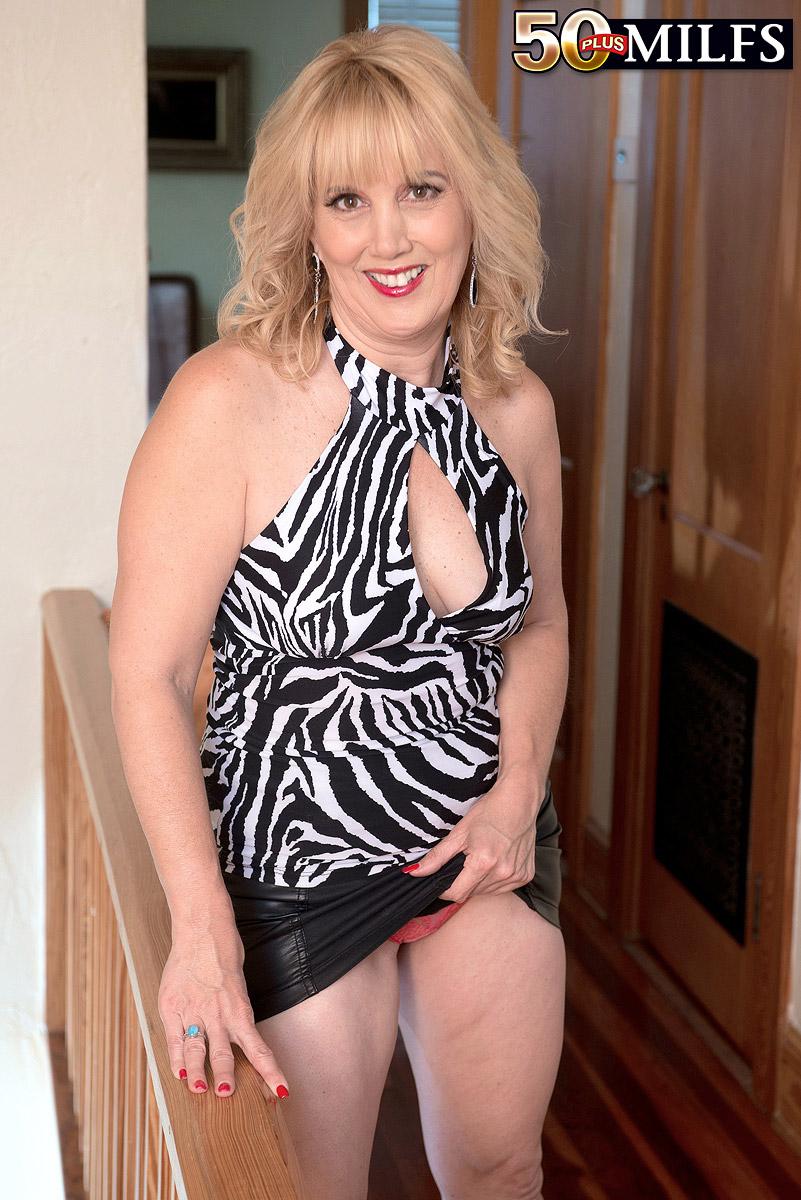 Over sexy 50 mom