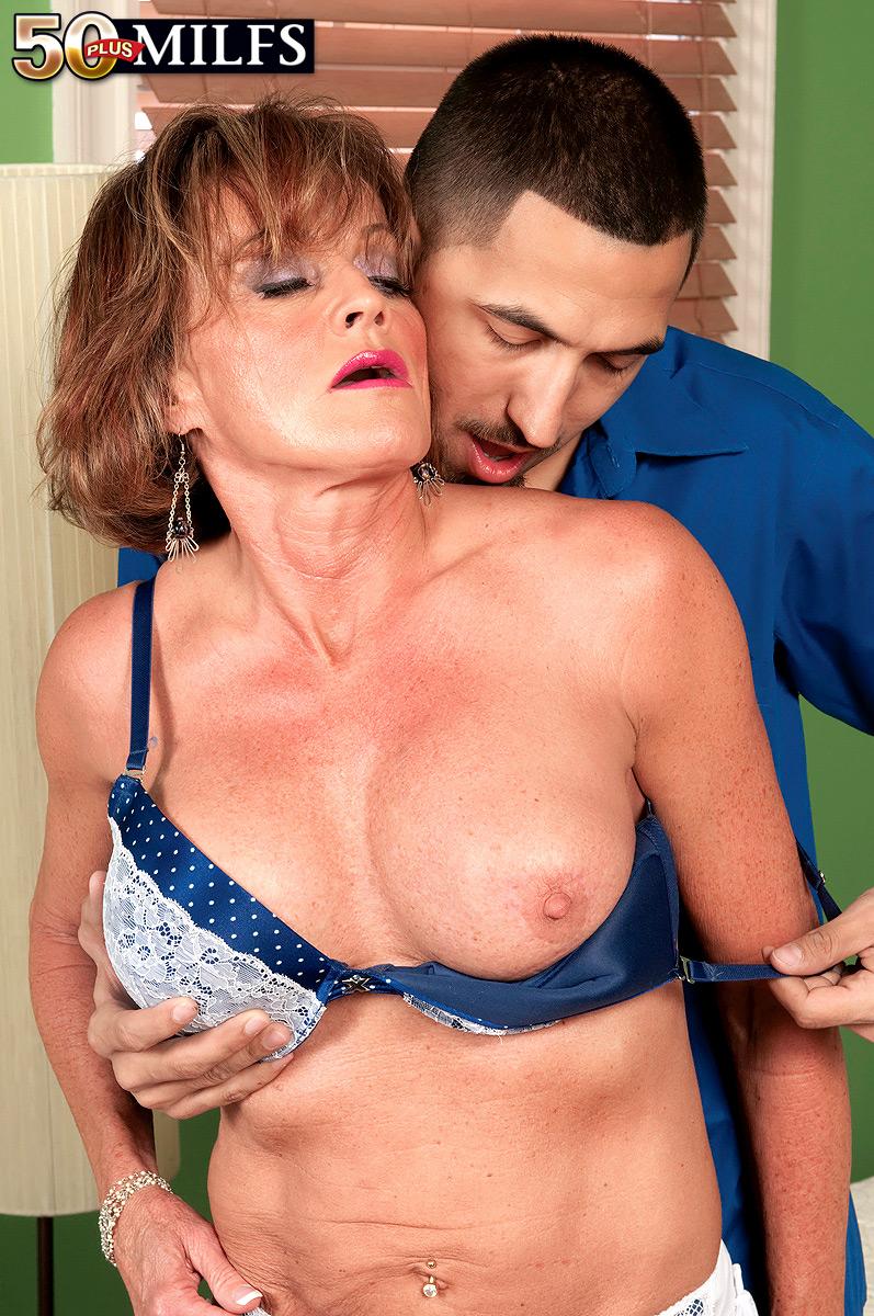 50 Plus Milfs - Hot For Teacher - Riley Wayne And Juan -3661