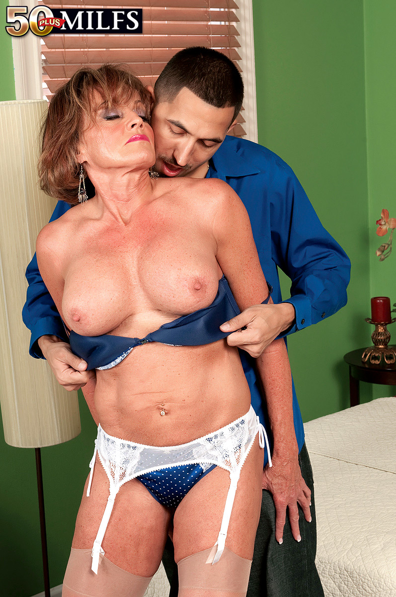 50 Plus Milfs - Hot For Teacher - Riley Wayne And Juan -9748