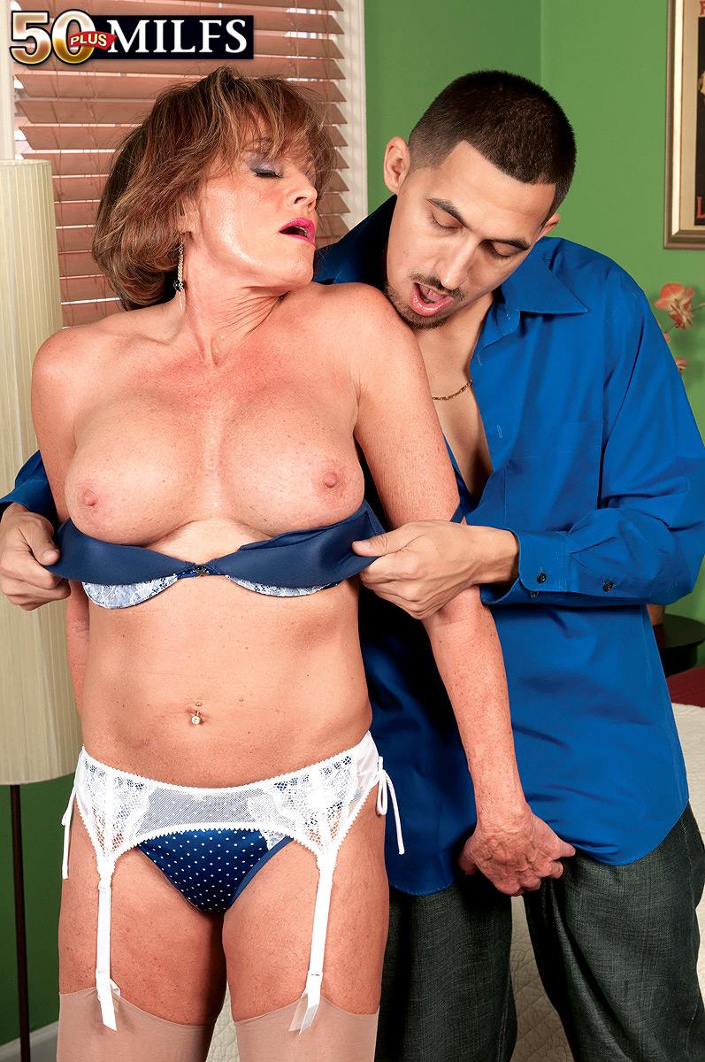 50 Plus Milfs - Hot For Teacher - Riley Wayne And Juan -3911