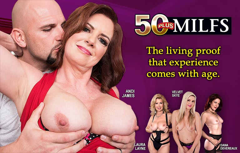 50 Plus Mature Women - Enter Now!