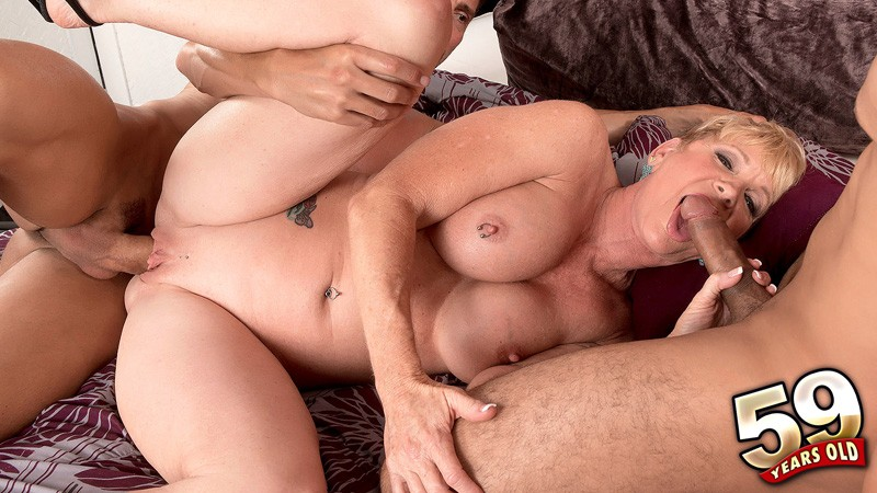 Are absolutely 50 plus milfs honey ray