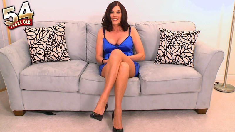 Magdalene St Michaels - Interview MILF video