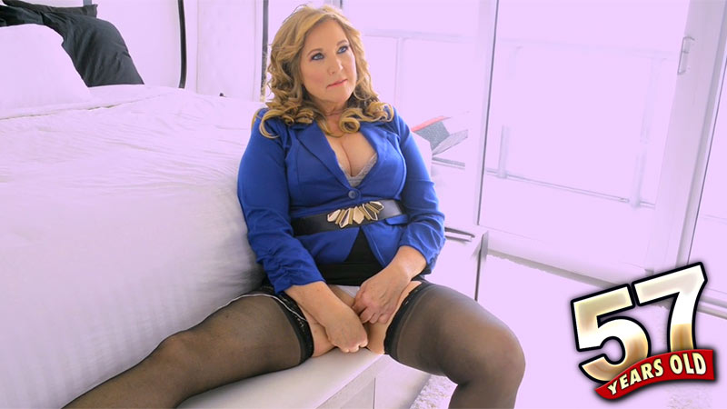 Texas Rose - Interview MILF video