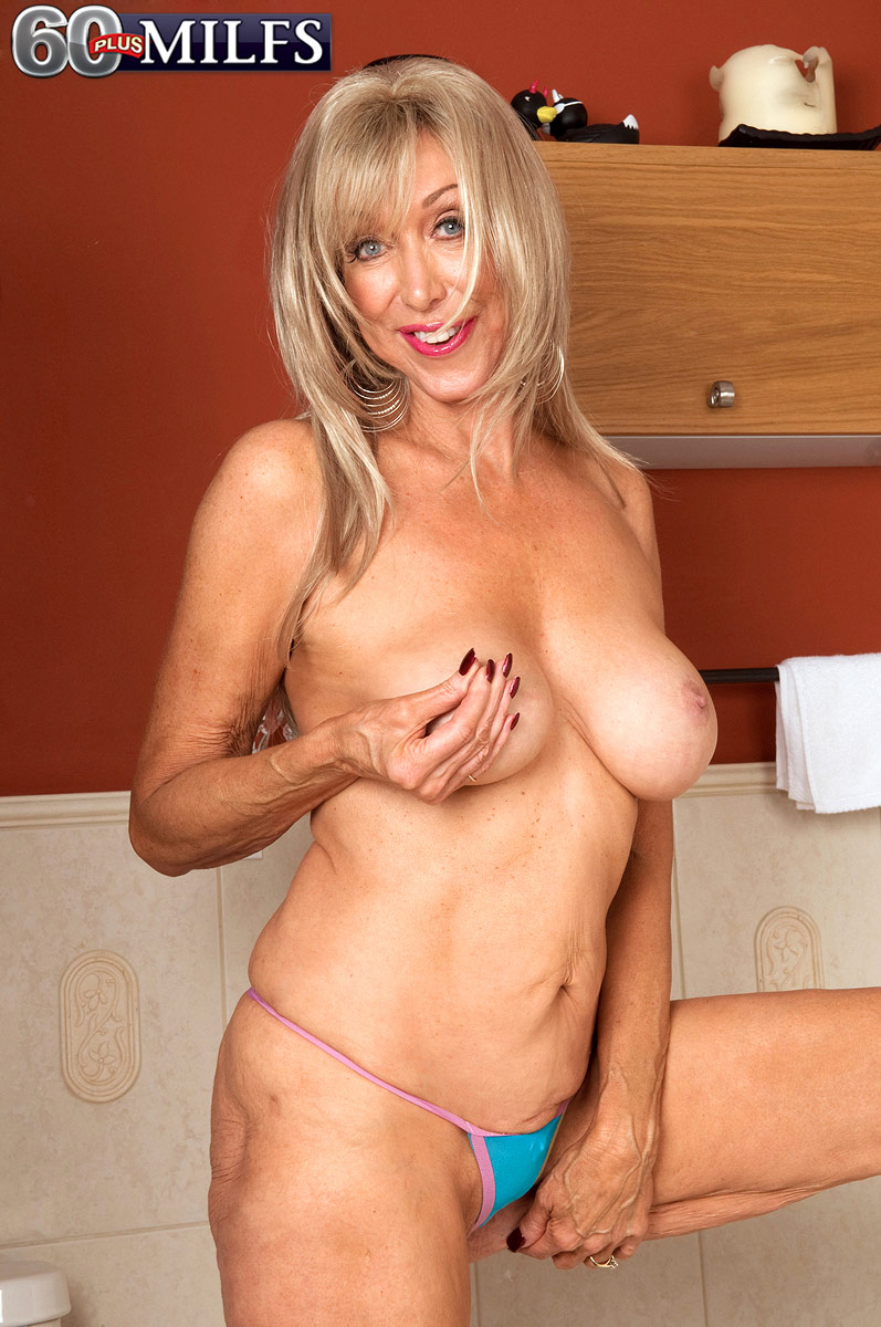 60 Plus Milfs - Our Oldest Milf Ever - Christy Cougar 51 -8314