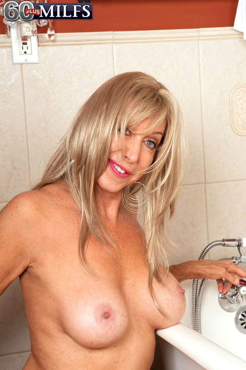 60 Plus Milfs - Our Oldest Milf Ever - Christy Cougar 51 -3670