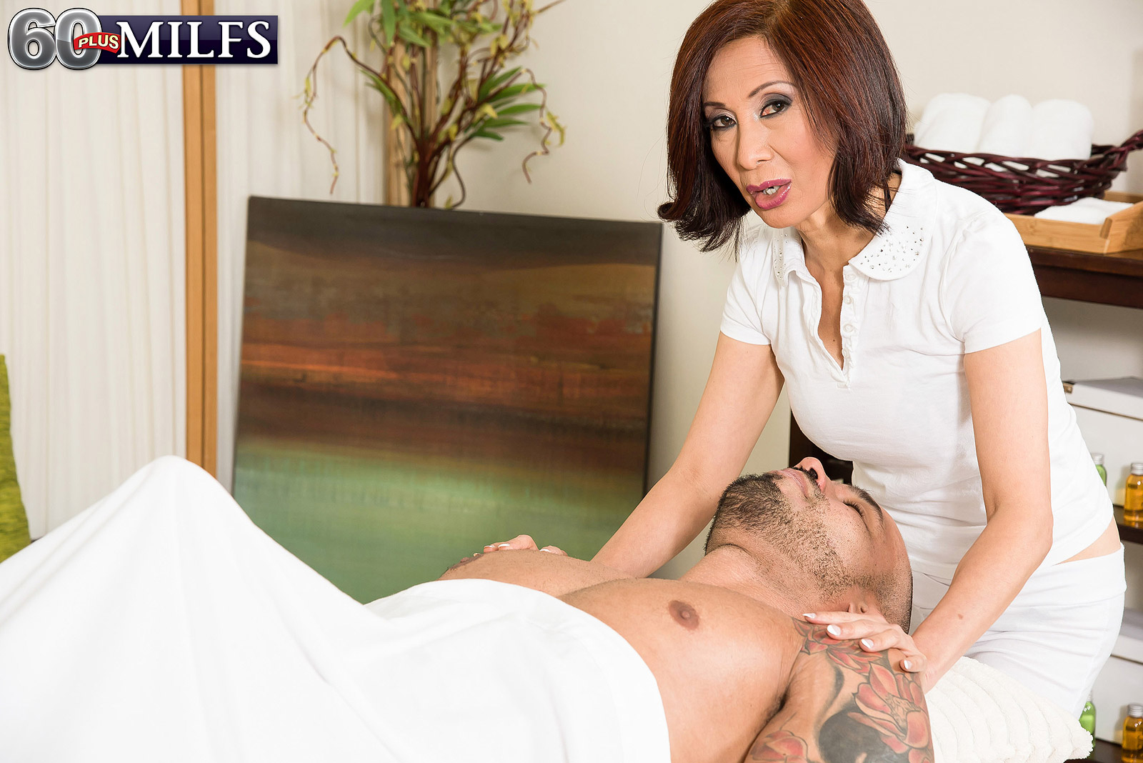 The Art Of Asian Cock Massage - Kim Anh And Carlos Rios -2661