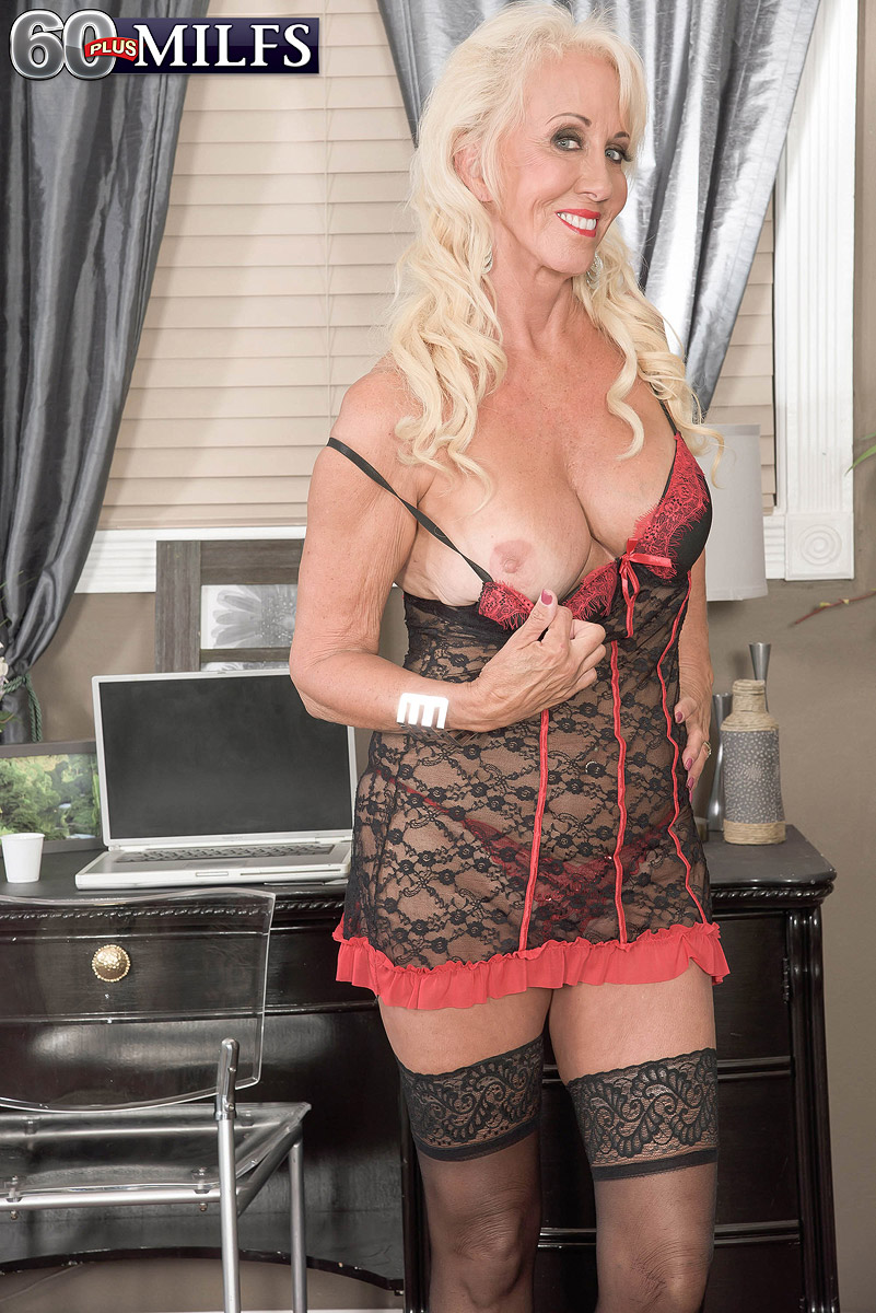 Stockings 60 plus mature
