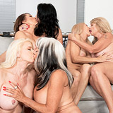 Preview 60 Plus Milfs - Orgy_35048