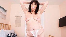 Christina Starr - Solo Granny video screenshot 2