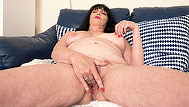 Christina Starr - Solo Granny video screenshot 3