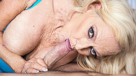 Layla Rose - XXX Granny video screenshot 1