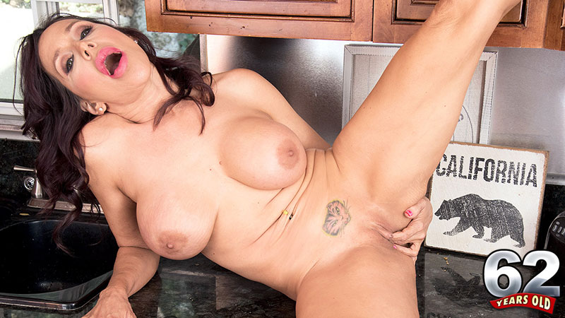 Lisa Marie Heart - Solo MILF video