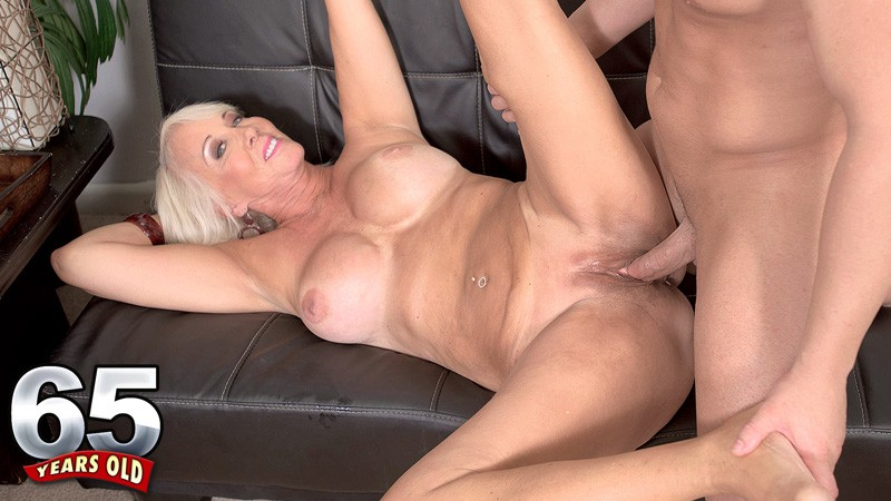 Madison Milstar - XXX Granny video