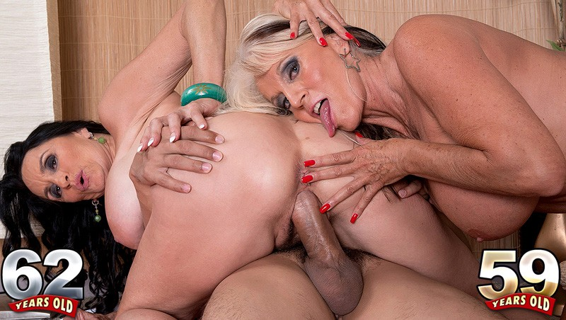 Apologise, but, 60 plus granny anal excited