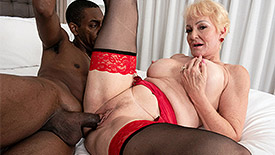 Seka Black - XXX Granny video screenshot 3