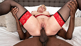 Seka Black - XXX Granny video screenshot 4