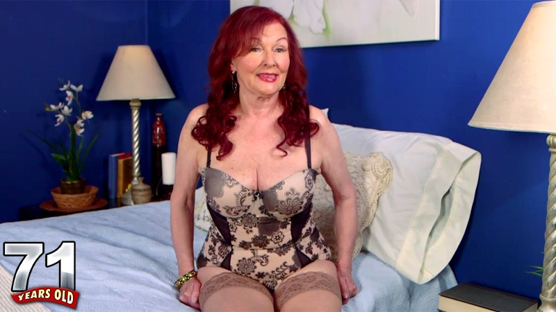 Katherine Merlot - Interview Granny video