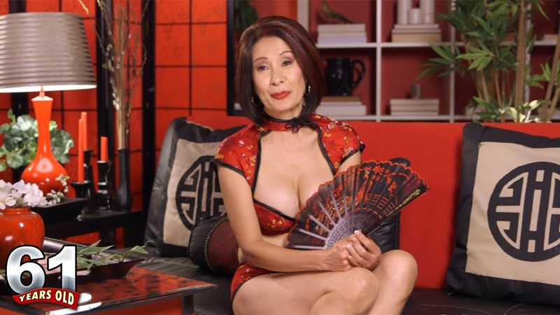 Kim Anh - Interview Granny video
