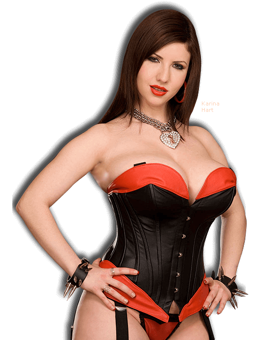 Karina Hart - Big Boob Model