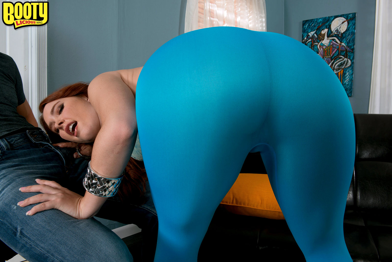 Anal some melody redhead does jordan