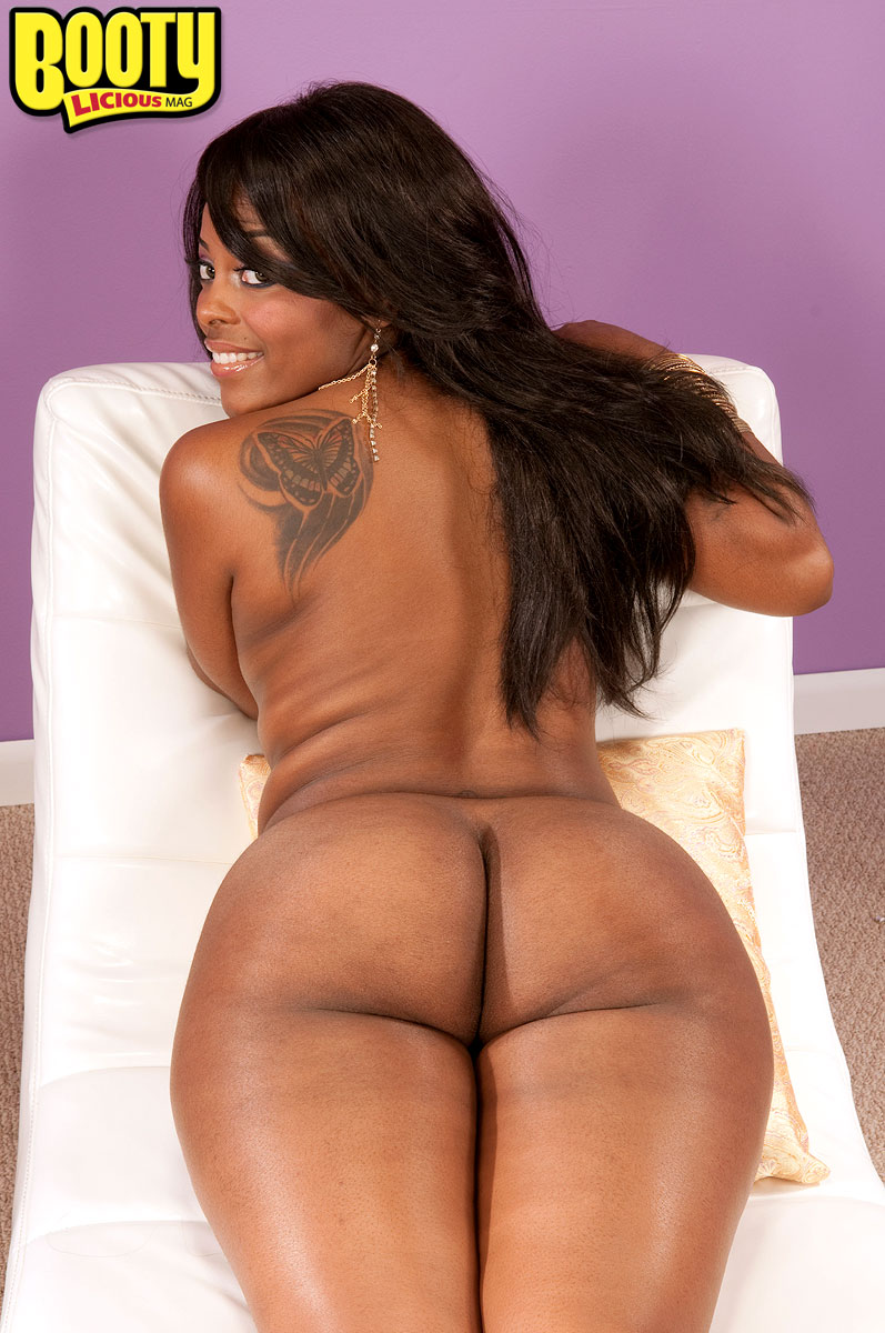 Black girls booty big