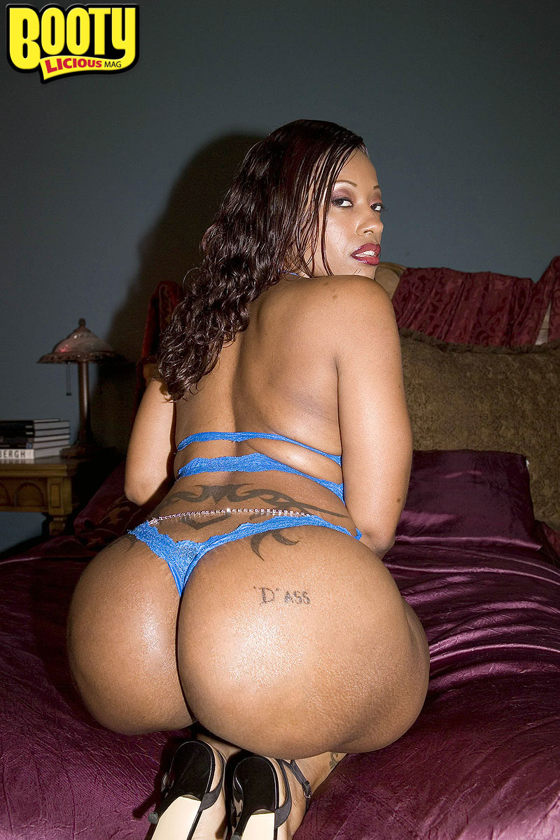 sexy naked big booty black girls