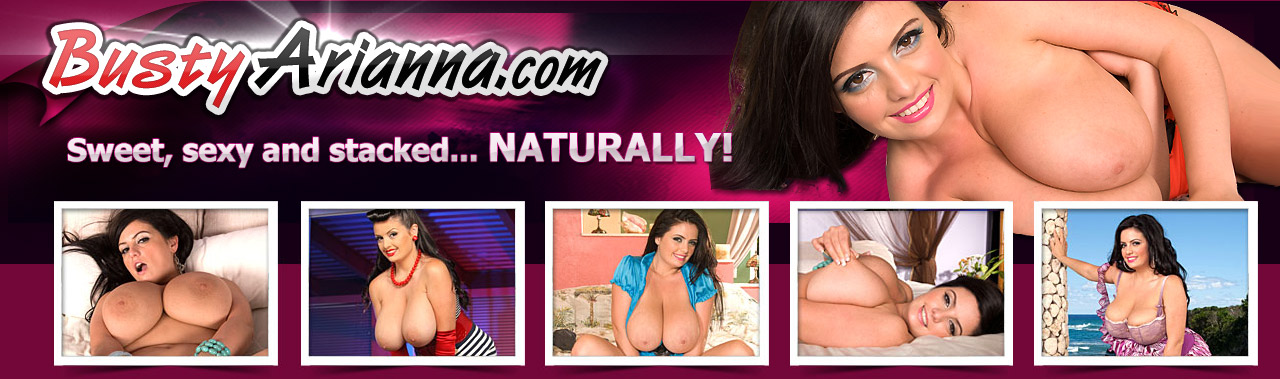 Join Busty Arianna Now!