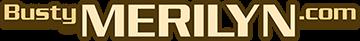 Busty Merilyn logo