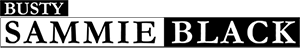Busty Sammie Black logo