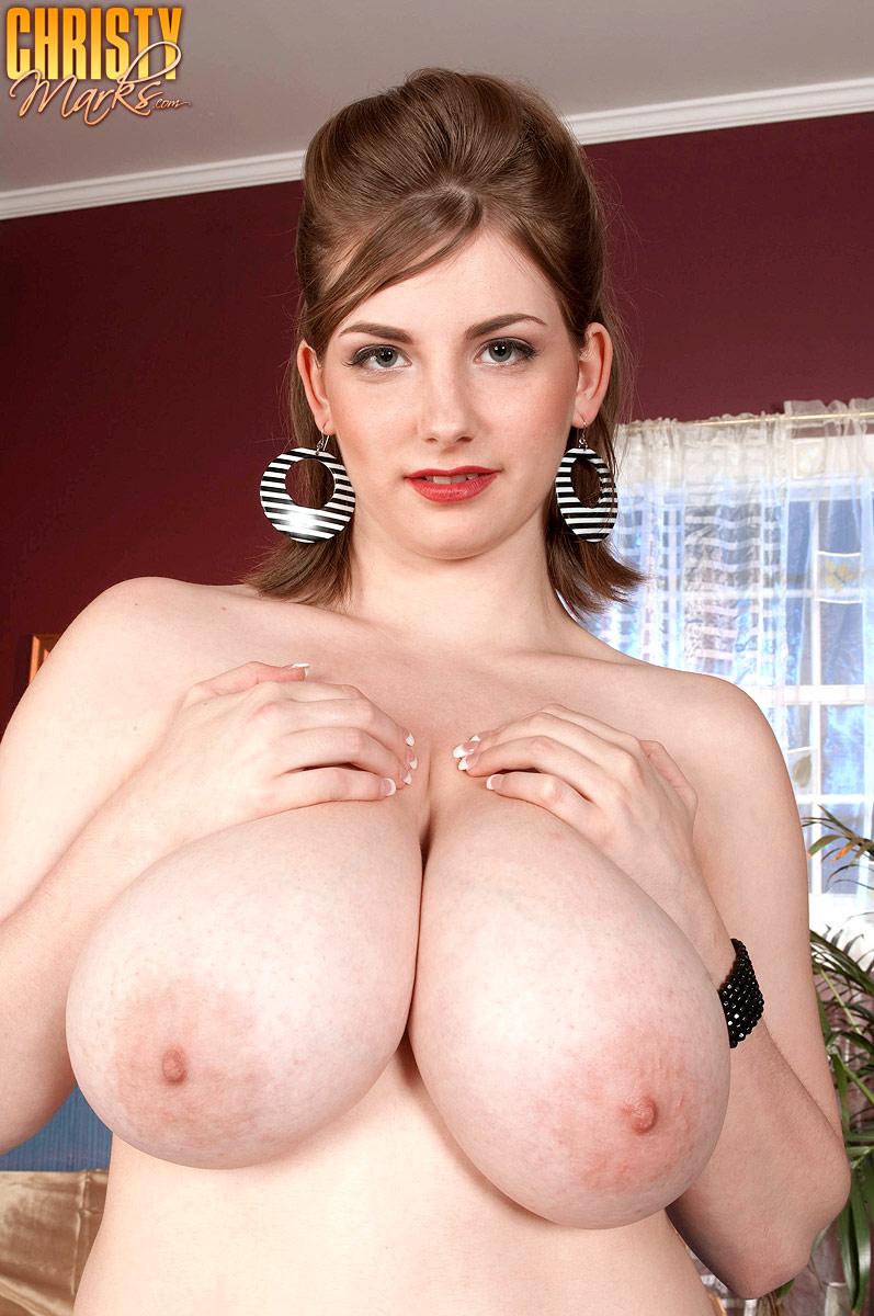 christy-big-boob