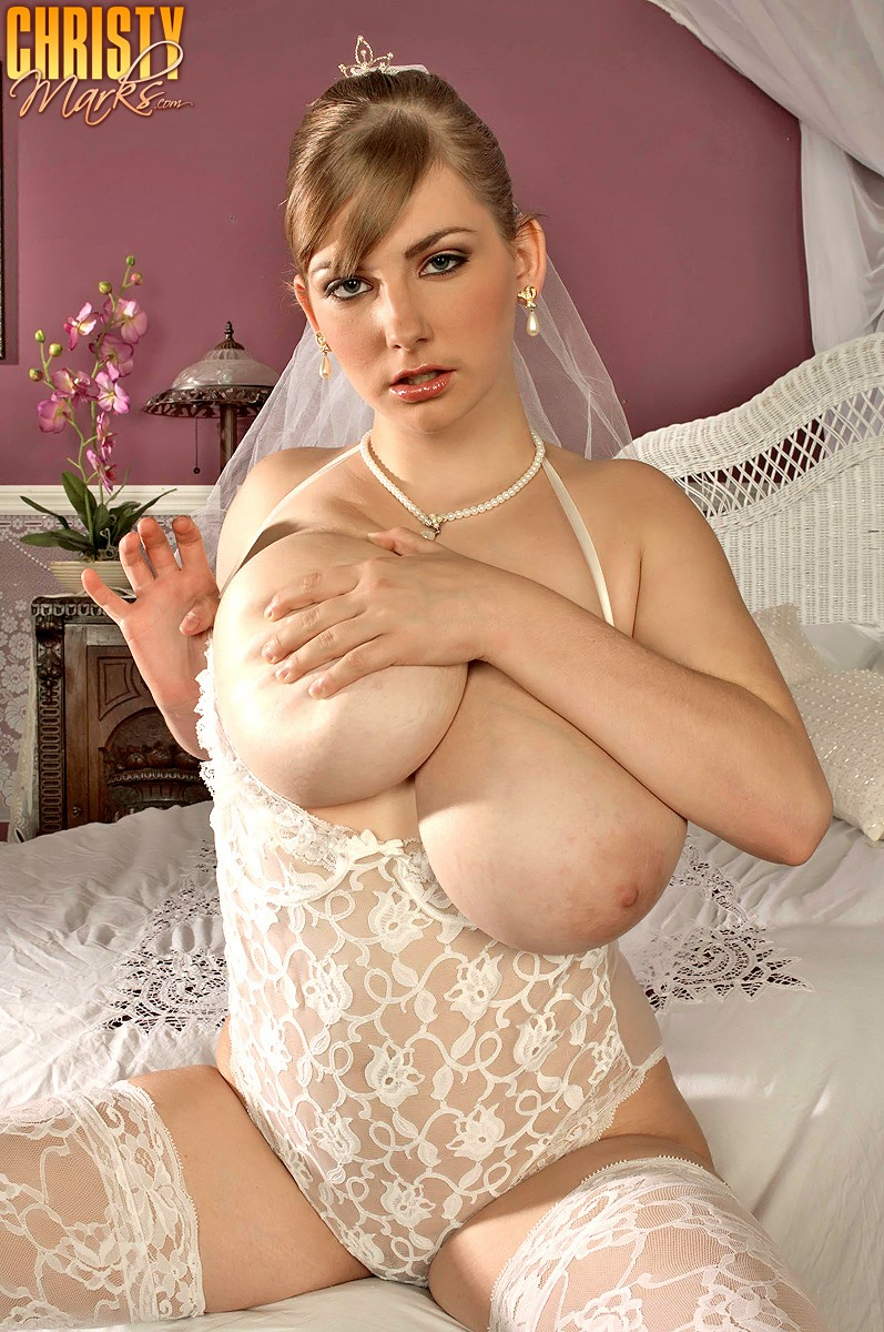 Christy Marks: Here Cums Your Bride