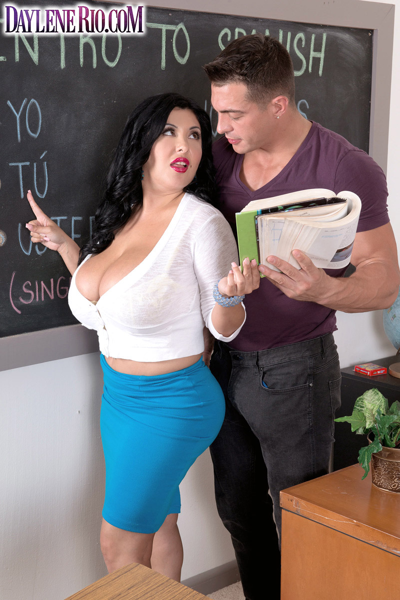 Jaylene Rio That Busty Lusty Spanish Teacher Free Videos