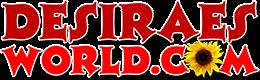 Desiraes World logo