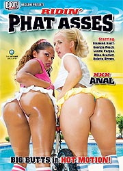 RIDIN' PHAT ASSES DVD preview image #1
