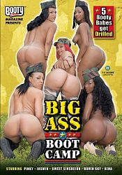 BIG ASS BOOT CAMP DVD preview image #1