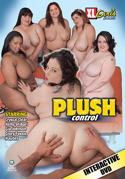 PLUSH CONTROL DVD cover image