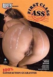 FIRST CLASS ASS DVD preview image #1