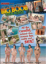 ON LOCATION BIG BOOB PARADISE DVD preview image #1