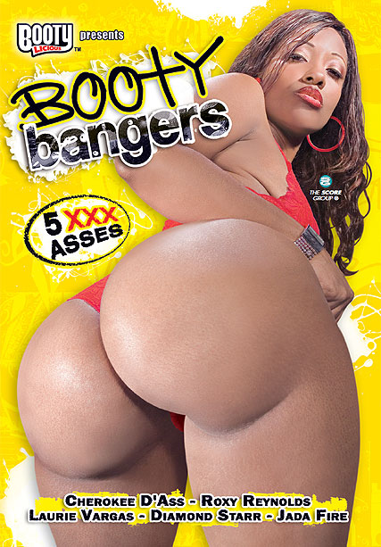 BOOTY BANGERS DVD cover image