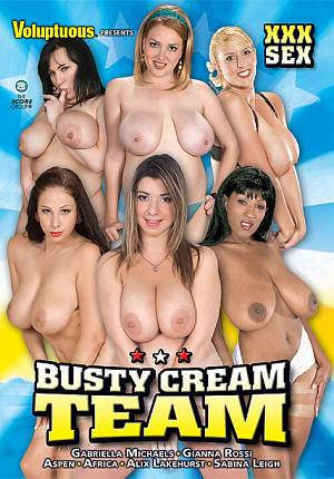BUSTY CREAM TEAM