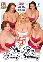 MY BIG PLUMP WEDDING DVD preview image #1