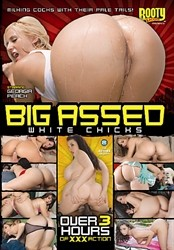 BIG ASSED WHITE CHICKS DVD preview image #1