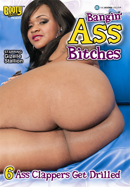 BANGIN' ASS BITCHES DVD cover image