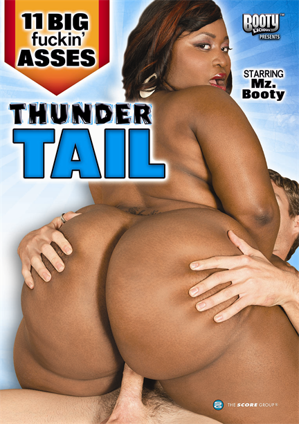 THUNDER TAIL DVD cover image