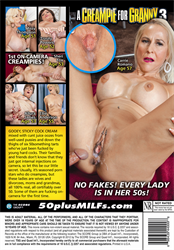A CREAMPIE FOR GRANNY 3 DVD preview image #2